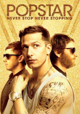 Popstar: Never Stop Never Stopping, Movie on Blu-Ray, Comedy Movies, ,  on Blu-Ray