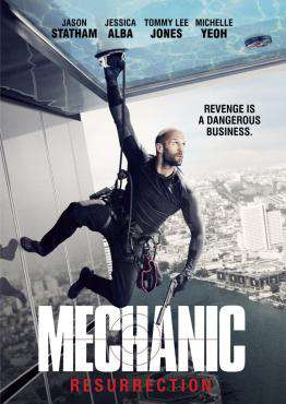 Mechanic: Resurrection, Movie on Blu-Ray, Action Movies, Adventure Movies, Sequel Movies, ,  on Blu-Ray