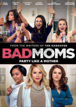 Bad Moms, Movie on Blu-Ray, Comedy Movies, Comedy Movies, ,  on Blu-Ray