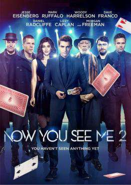 Now You See Me 2, Movie on Blu-Ray, Action Movies, Suspense Movies, ,  on Blu-Ray
