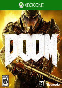 Doom Xbox One, Game on XBOXONE, Shooter Video Games, new video games, new video games on XBOXONE