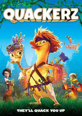 Quackerz, Movie on DVD, Comedy Movies, Family Movies, movies coming soon, new movies in June