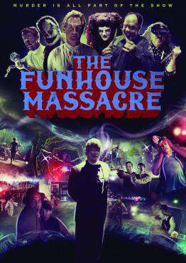 The Funhouse Massacre, Movie on DVD, Comedy Movies, Horror Movies, ,  on DVD