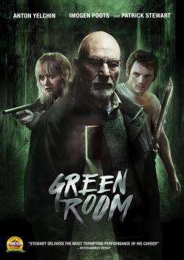 Green Room, Movie on DVD, Horror Movies, Suspense Movies, movies coming soon, new movies in July
