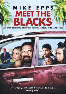 Meet The Blacks, Movie on Blu-Ray, Comedy Movies, ,  on Blu-Ray