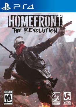 Homefront: The Revolution, Game on PS4, Shooter Video Games, new video games, new video games on PS4