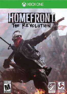 Homefront: The Revolution Xbox One, Game on XBOXONE, Shooter Video Games, ,  on XBOXONE