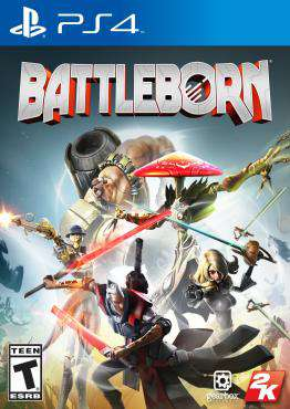 Battleborn, Game on PS4, Shooter Video Games, ,  on PS4