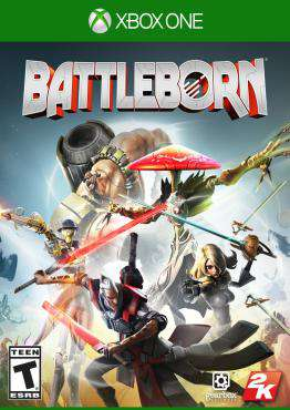 Battleborn Xbox One, Game on XBOXONE, Shooter Video Games, ,  on XBOXONE