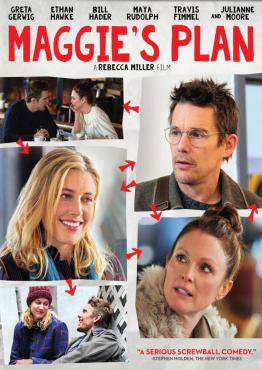 Maggie's Plan, Movie on DVD, Comedy Movies, Romance Movies, ,  on DVD