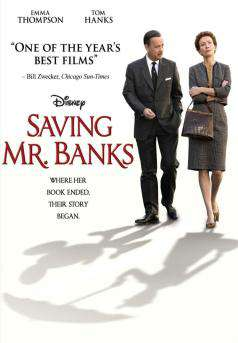 Saving Mr. Banks at Redbox
