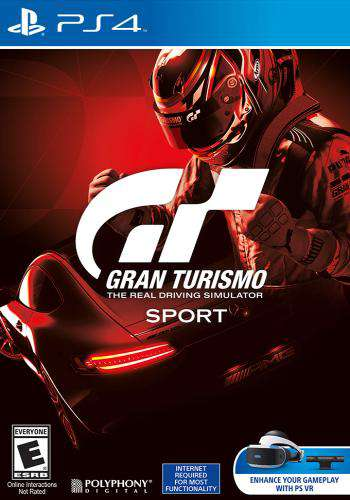 Rent Gran Turismo Sport