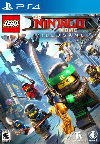 New Lego Games For Ps3 : Rent the lego ninjago movie video game ps