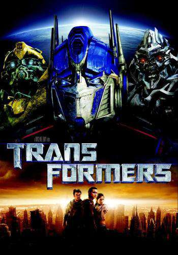 Transformers, Movie on DVD, Action Movies, Sci-Fi & Fantasy