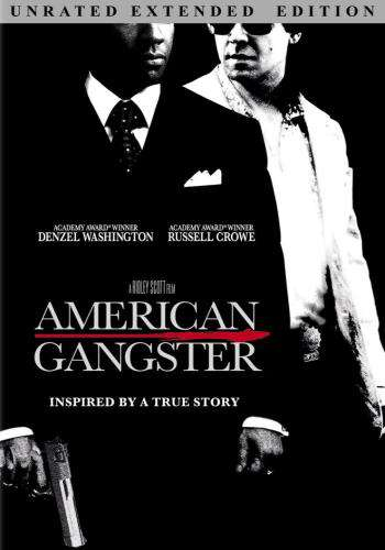 American Gangster, Movie on DVD, Drama Movies, Suspense