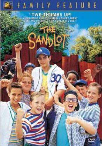 The Sandlot (1993), Movie on DVD, Drama