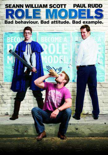 Role Models (2008), Movie on DVD, Comedy