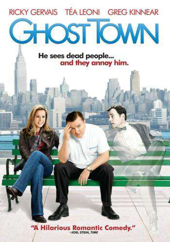 Ghost Town, Movie on DVD, Comedy Movies, Romance