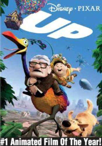 Up, Movie on DVD, Family