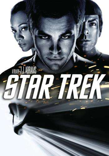 Star Trek (2009), Movie on DVD, Action Movies, Adventure Movies, Sci-Fi & Fantasy