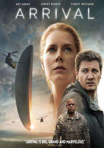 Arrival, Movie on DVD, Drama Movies, Sci-Fi & Fantasy Movies, Thriller & Suspense Movies, new movies, new movies on DVD
