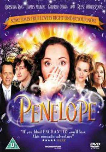 Penelope, Movie on DVD, Family