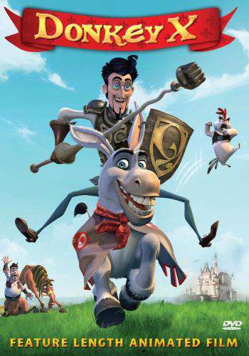 Donkey X, Movie on DVD, Comedy Movies, Family Movies, Kids