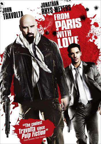 From Paris with Love, Movie on DVD, Action Movies, Suspense