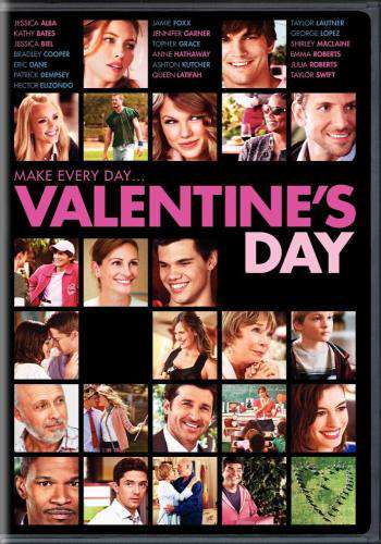 Valentine's Day, Movie on DVD, Comedy Movies, Holiday Movies, Romance