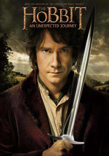 The Hobbit: An Unexpected Journey, Movie on DVD, Action Movies, Adventure