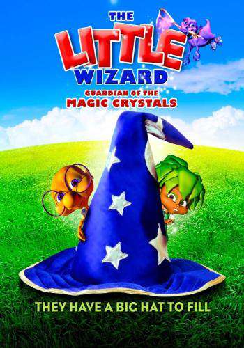 The Little Wizard, Movie on DVD, Family Movies, Animation Movies, Kids