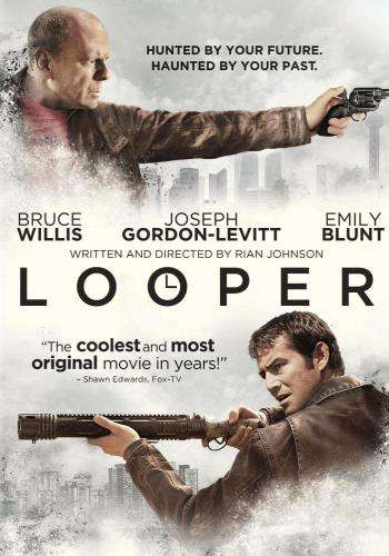 Looper, Movie on DVD, Action