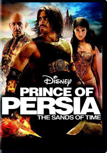 Prince of Persia: The Sands of Time, Movie on DVD, Action Movies, Adventure