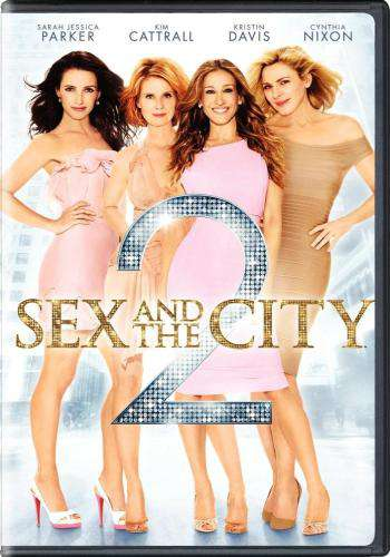 Sex and the City 2, Movie on DVD, Comedy Movies, Romance