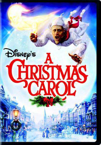 Disney's A Christmas Carol (2009), Movie on DVD, Family Movies, Holiday