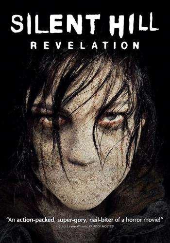 Silent Hill: Revelation, Movie on DVD, Action Movies, Horror