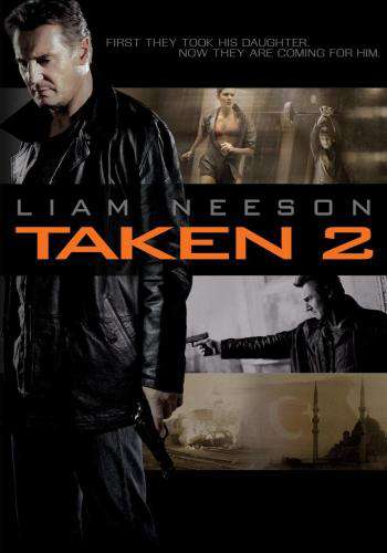 Taken 2, Movie on DVD, Action Movies, Suspense