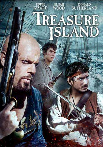 Treasure Island (2012), Movie on DVD, Action Movies, Drama Movies, Adventure