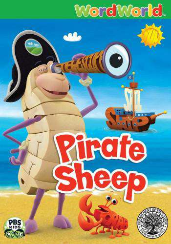 WordWorld: Pirate Sheep, Movie on DVD, Family Movies, Kids