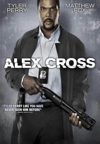 Alex Cross, Movie on DVD, Action Movies, Suspense