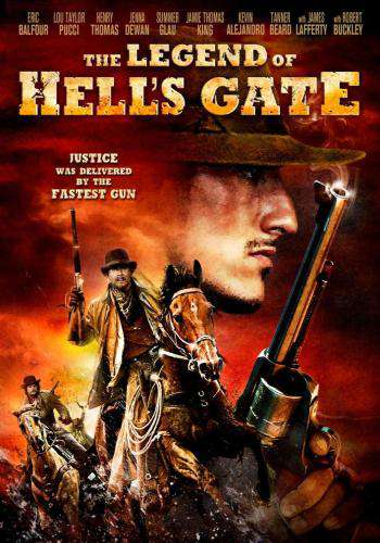 The Legend of Hell's Gate, Movie on DVD, Action Movies, War & Western