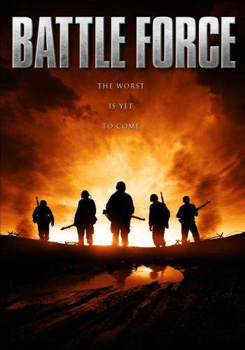 Battle Force, Movie on DVD, Action Movies, War & Western