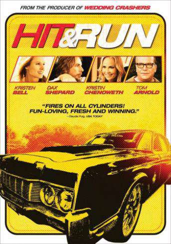Hit and Run, Movie on DVD, Action