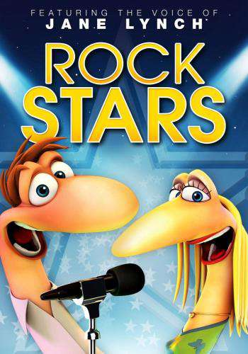 Rock Stars, Movie on DVD, Comedy Movies, Family