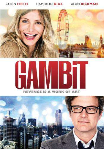 Gambit, Movie on DVD, Comedy