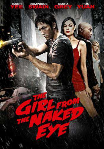 The Girl From The Naked Eye, Movie on DVD, Action Movies, Drama Movies, Suspense