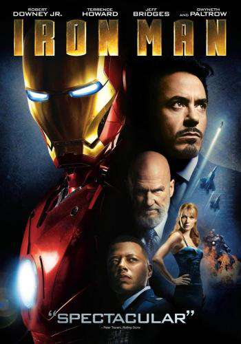 Iron Man (2008), Movie on DVD, Action Movies, Adventure