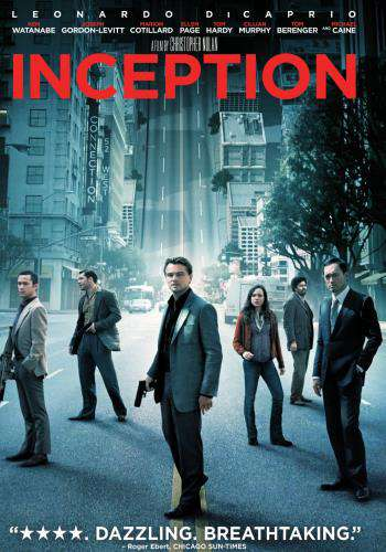 Inception, Movie on DVD, Drama Movies, Adventure Movies, Sci-Fi & Fantasy Movies, Suspense