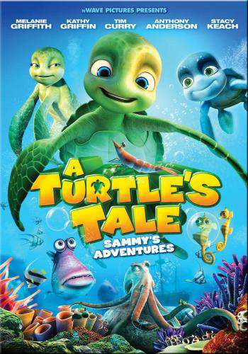 A Turtle's Tale: Sammy's Adventures, Movie on DVD, Family Movies, Animation Movies, Kids