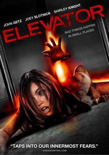 Elevator, Movie on DVD, Horror Movies, Suspense